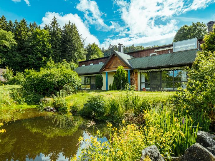 Thüringen Ferienhaus mit Garten