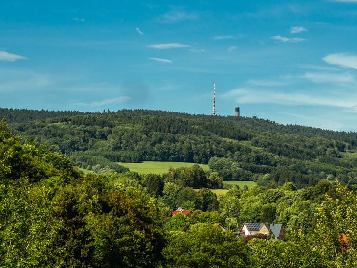 Thüringer Wald Ferienhaus mit Garten